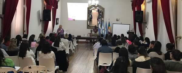 Capacitación de prevención de abuso sexual